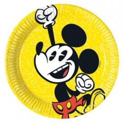 Piattini Topolino Mickey Super Cool