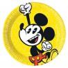 Mickey Super Cool Dessert Plates