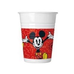 Bicchieri Topolino Mickey Super Cool