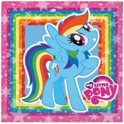 My Little Pony Napkins