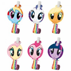 My Little Pony party Blowouts
