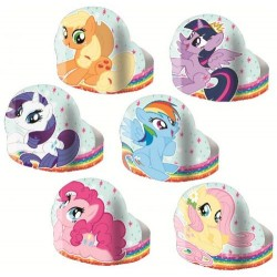 Coroncine festa My Little Pony