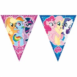 My Little Pony Flags Banner