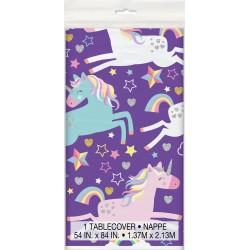 Tovaglia Unicorn Rainbow