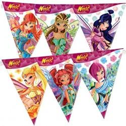 Winx Bloomix Flag Banner