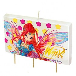 Winx Candle