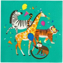Party Animals Napkins