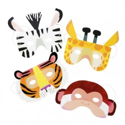 Party Animals Masks