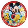 Mickey Club House Dessert Plates