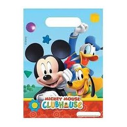 Mickey Club House Party Bags
