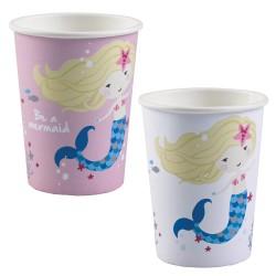 Be a Mermaid Cups