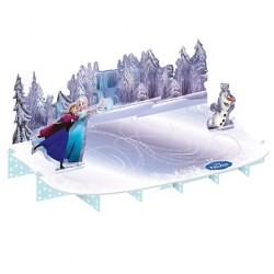 Alzata Torta Frozen