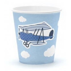 Little Plane Cups