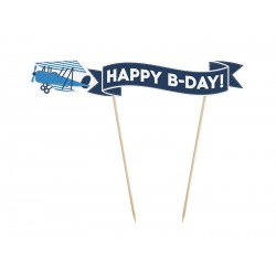 Little Plane Cake Topper
