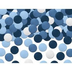 Confetti Mix Blue