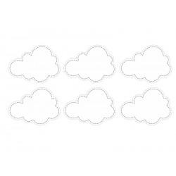 Etichette adesive Nuvola
