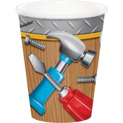 Bicchieri Handyman - Manny Tuttofare