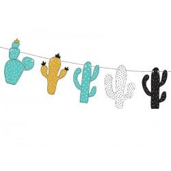 Cactus Garland