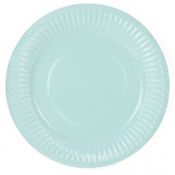 Turquoise Dessert Plates