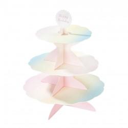 Alzata Cupcake Love Pastel