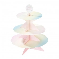 Love Pastel Cupcake Stand