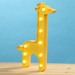 Lampada con LED Giraffa