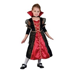 Little Vampiress Costume 3-4 years