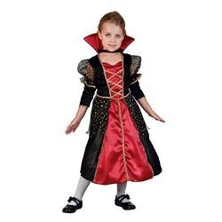 Little Vampiress Halloween Costume 3-4 years