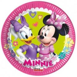 Minnie Happy Helpers Dessert Plates