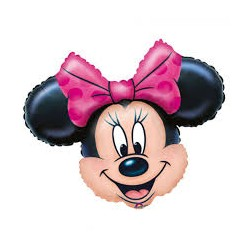 Minnie Minishape Foil Balloon