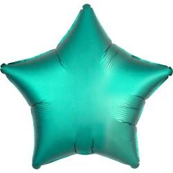 Palloncino foil satin Stella Verde