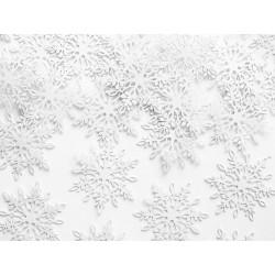 Confetti Snowflakes