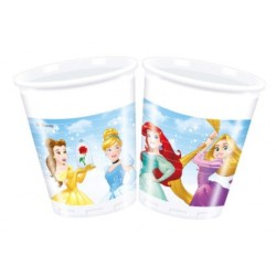 Princess Heart Strong Cups - Disney Princesses
