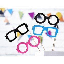 Glasses Photo Props