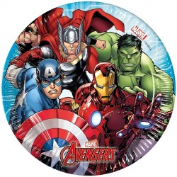 Piattini Avengers