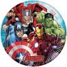 Avengers Dessert Plates - Thor, Iron Man, Capitano America e Hulk