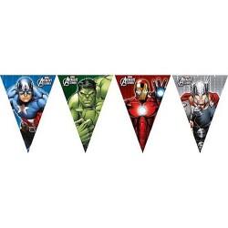 Avengers Flags Banner