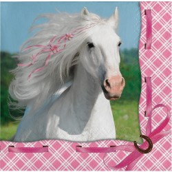 Horses themed Party Napkins