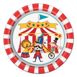 Piattini Circus Carnival