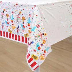 Circus Carnival Tablecover