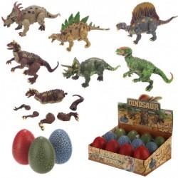 Assorted 3D Dinosaur Puzzle