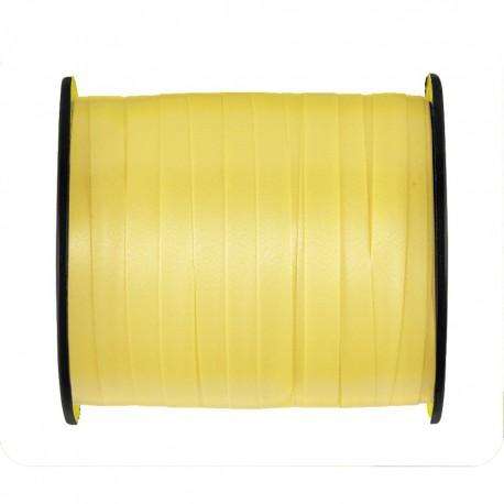 Nastro per Palloncini colore Giallo 91m x 3mm