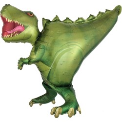 Palloncino Foil T-Rex SuperShape