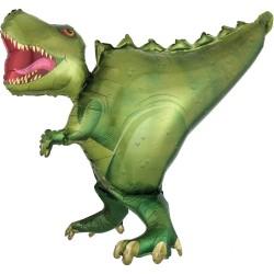 T-Rex Dinosaur UltraShape Foil Balloon