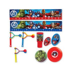 Super Pacco Gadget Avengers 48pz