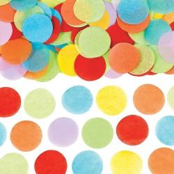 Coriandoli di carta velina Multicolori