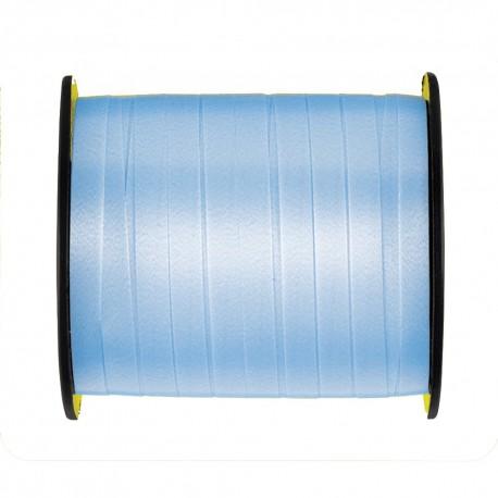 Nastro per Palloncini Azzurro 91m x 4mm