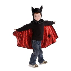 Reversible Spider/Bat Hood (2 in 1)