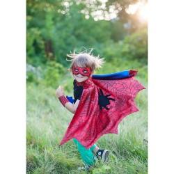 Costume Supereroe Uomo Ragno 3 - 4 anni