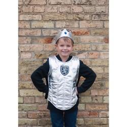 Costume Cavaliere Medievale Bambino 4-6 anni
